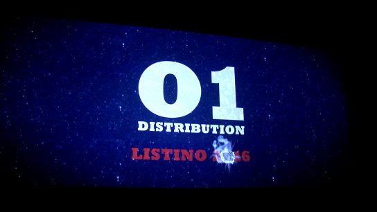 La prima distribuzione italiana, 01 Distribution: 24 titoli e grandi new entry in listino